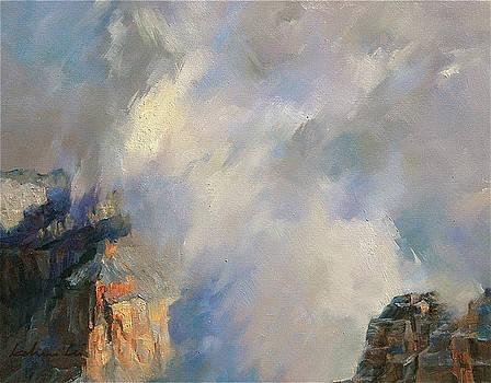 Air Waves by Kelvin  Lei
