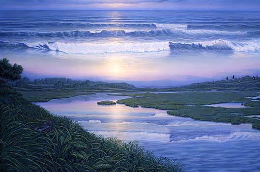Air Waves by Loren Salazar