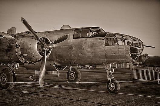 Aircraft series 2 by Bill Dutting