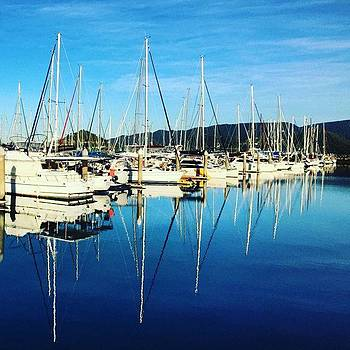 Airlie Beach 2015 early Morning by Paul Dal Sasso