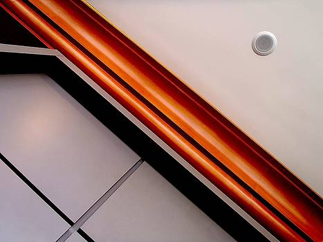 Airport Terminal Ceiling 4 by Rob Michels