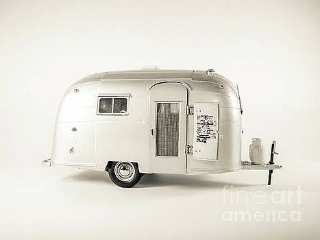 Airstream Bambi Camper by Edward Fielding