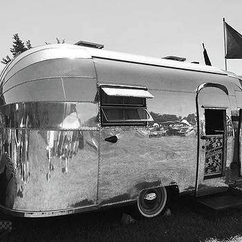 #airstream #traveltrailer #vintage by Patricia And Craig
