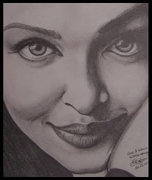 Aishwarya rai an bollywood actress by Saleem Siddiqui