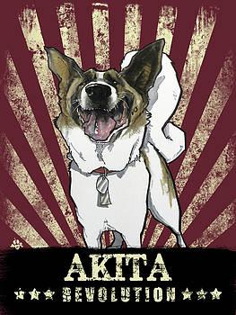 John LaFree - Akita Revolution