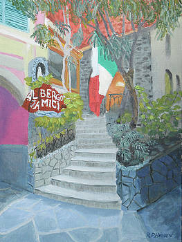 Al Bergo degli Amici by Robert P Hedden
