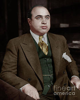 Wingsdomain Art and Photography - Al Capone Scarface 20170519