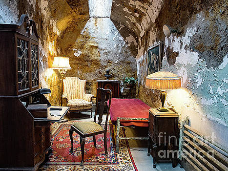 Al Capone's Cell by Valerie Morrison