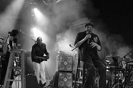Al Jarreau by Jim Clark