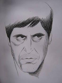 Al Pacino by Sreekanth Anki