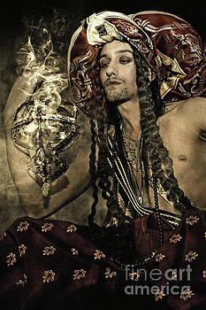 Dimitar Hristov - Aladdin fairy tale hero