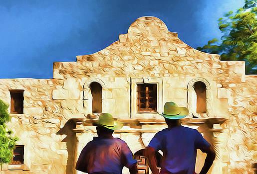 Dennis Cox - Alamo Cowboys