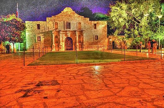 Alamo in a New Light by Barbara Kelley