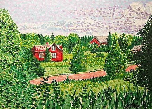 Alan Hogan - Aland Landscape