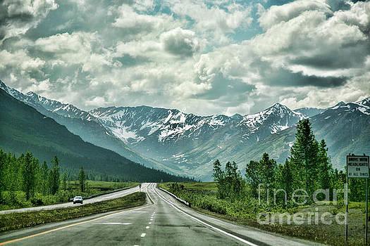 Alaska on the Road  by Chuck Kuhn