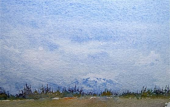 Alaska Study 2 by Carolyn Doe
