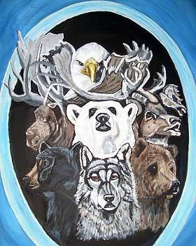Alaska by Vickie Wooten