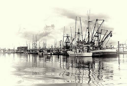Marilyn Wilson - Ketchikan Harbor 2