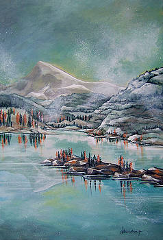 Alaskan Bays by Denise Armstrong