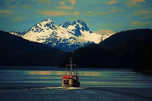Alaskan Cruise by Helen Carson
