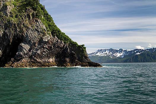 Gloria Anderson - Alaskan gulf landscape