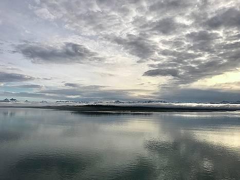 Alaskan Sunrise by Russell Keating