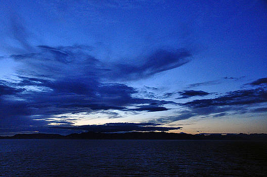 Alaskan Sunset 5 by Tim Stringer