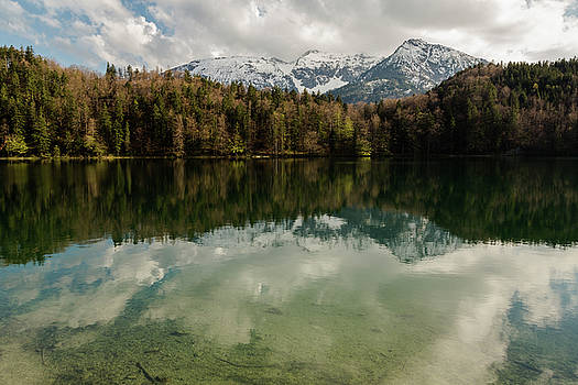 Alatsee in Reflection by John Daly
