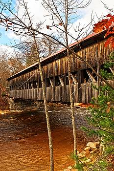 Robert Hayes - Albany Covered Bridge 01