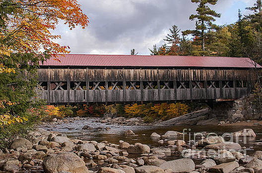 Bob Phillips - Albany Covered Bridge