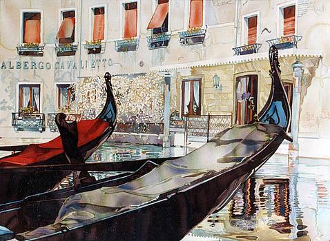 Albergo Cavalietto by Tim Mullen