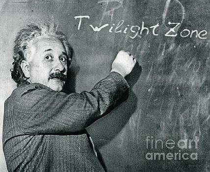 John Malone - Albert Einstein Discovered the Twilightzone