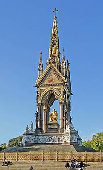 Albert Memorial by Martin Howard
