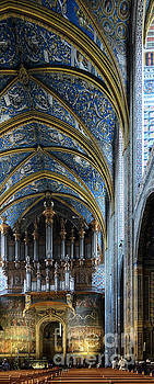RicardMN Photography - Albi Cathedral nave