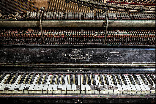Albrecht Company Piano by Stacey Granger