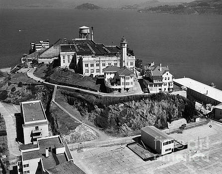 California Views Mr Pat Hathaway Archives - Alcatraz Island Lighthouse California Lighthouse circa 1950