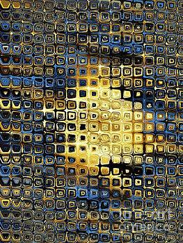 Tito - Alchemical Gold - Abstract