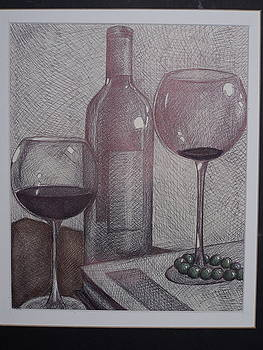 Alcohol as a Mask by Corey Stewart