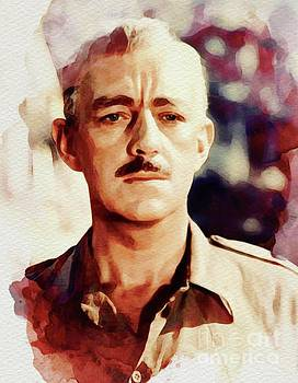 John Springfield - Alec Guinness, Movie Legend