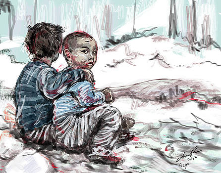 Aleppo by Laura Ross