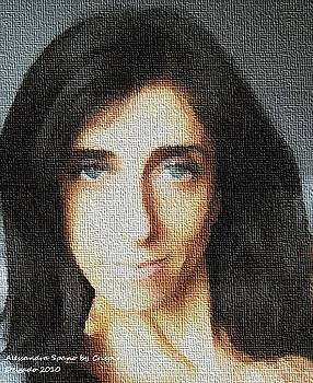 Alessandra by Crispin  Delgado