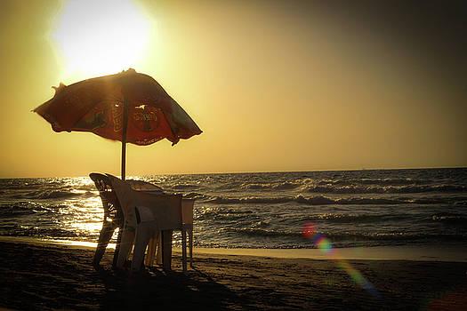 Alex Beach by Ehab Amin