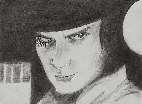 Alex from A Clockwork Orange by Amber Stanford