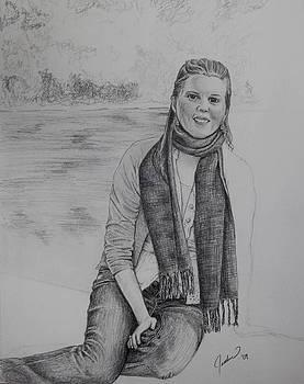 Alexa Johnson by Jesska Hoff