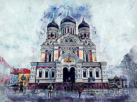 Justyna Jaszke JBJart - Alexander Nevsky Cathedral