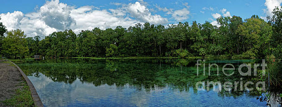 Paul Mashburn - Alexander Springs Pool