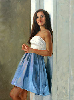 Chris  Saper - Alexandra K