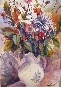 Alex's Flowers by Nanci Cook