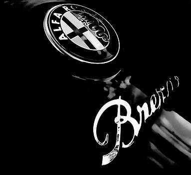 Alfa Romeo Brera by Paul Jarrett