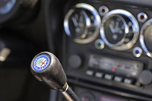 Alfa Romeo Interior by Claudio Bacinello